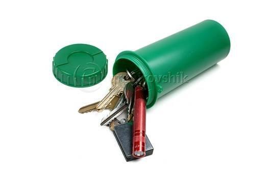 Туба для ключей
