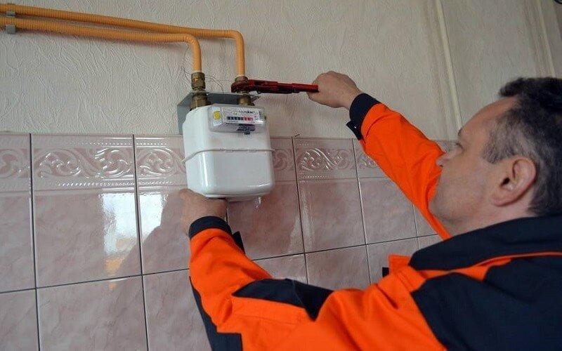 Штраф за нарушение пломбы на газовом счетчике
