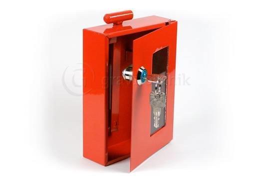 Шкафчик для ключа пожарный