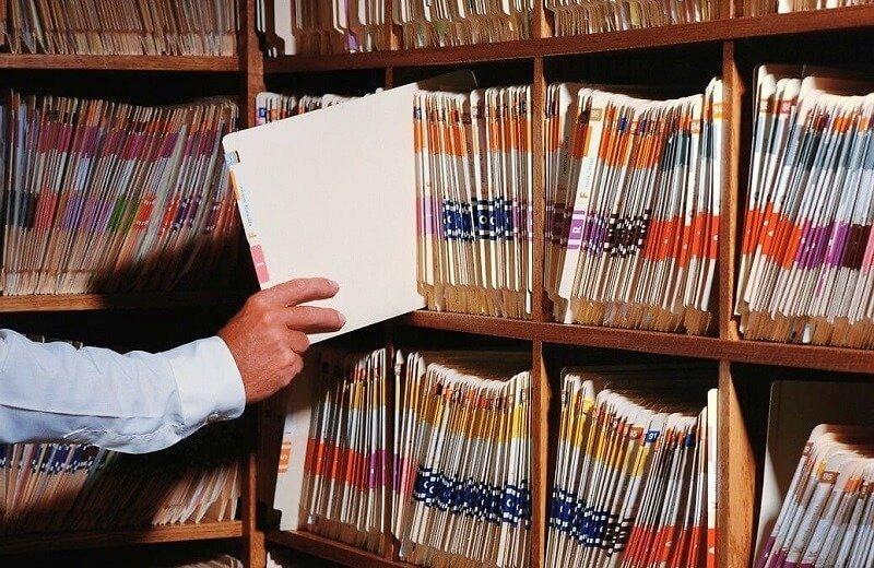 Прошивка и опечатывание документов