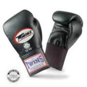 Боксерские перчатки тренировочные на резинке BGEL-1