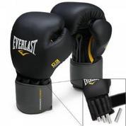 Перчатки снарядные Everlast с утяжелением Weighted