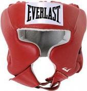 Шлем боксерский Everlast с защитой щек Boxing Cheek