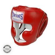 Боксерский шлем, тренировочный, крепление на резинке HGL-6