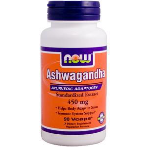 Ashwagandha (ашвагандха)