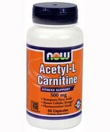 Acetyl L-Carnitine (ацетил л-карнитин)