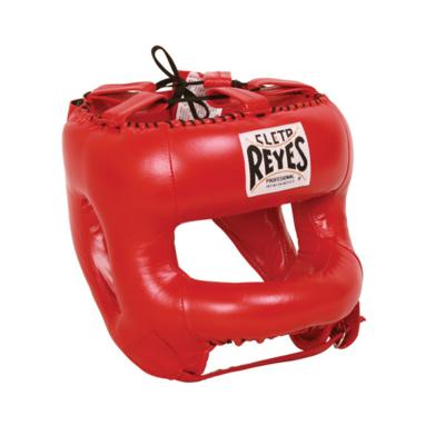 Шлем боксерский закрытый для тренировок CE387-CE388