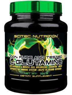 100% Pure And Tested L-Glutamine