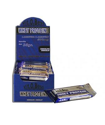 Whey Protein Bar with L-Carnitine