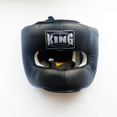 Шлем тренировочный закрытый KHGPT