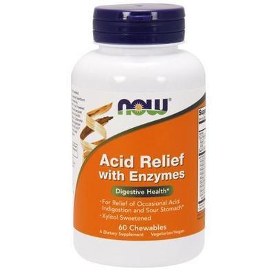 Acid Relif with Enzimes (кислотный нейтрализатор с энзимами)