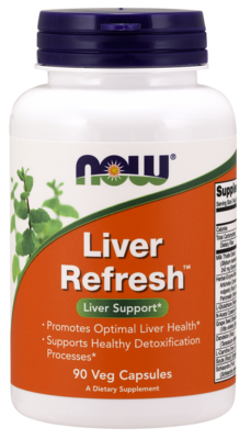 Liver Detoxifier&Regenerator (ливердетокс)