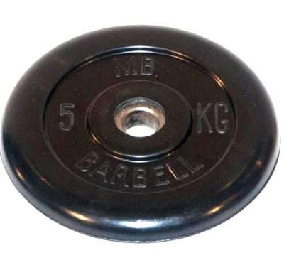 Barbell диски 5 кг