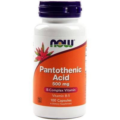 Пантотеновая кислота (витамин  B-5)