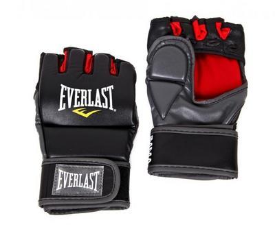 Перчатки тренировочные Everlast Grapling