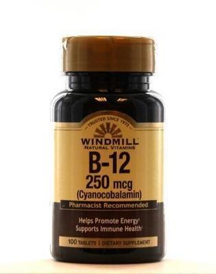 Витамин B-12 (цианокобаламин)
