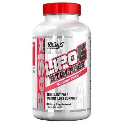 Lipo 6 Stim-free