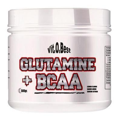 Glutamine-BCAA Complex