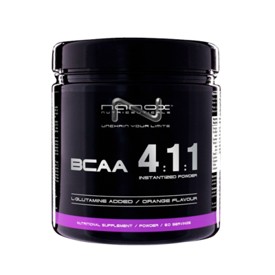 BCAA powder 4-1-1
