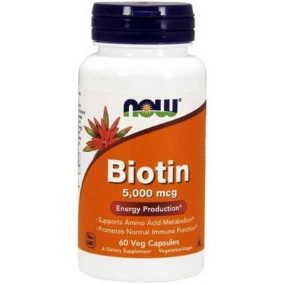 Biotin 5000 mcg (Биотин 5000 мкг)