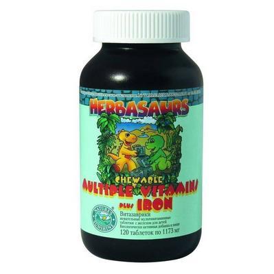 Витазаврики (витамины для детей)