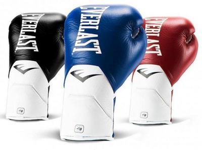 Перчатки боевые Everlast MX Elite Fight