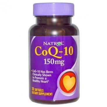 CoQ-10 150 mg 30 sgels
