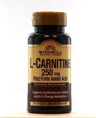 L-Carnitine 250mg