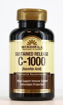 Vitamin C-1000 Windmill