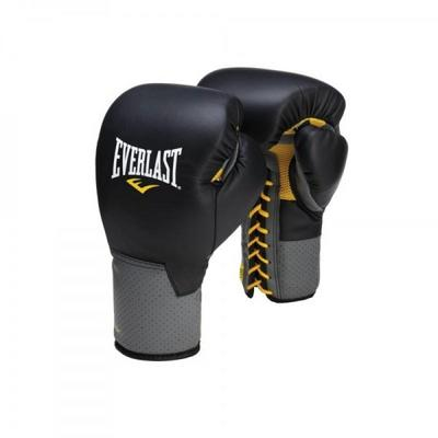 Перчатки Everlast Pro Leather Laced