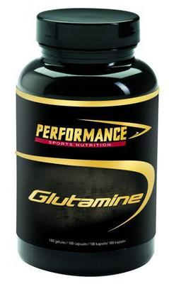 Performance Glutamine 100 caps.
