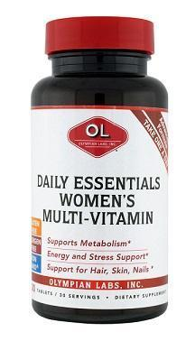 Daily Essential Womens multi-vitamin