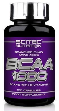 BCAA 1000 Scitec