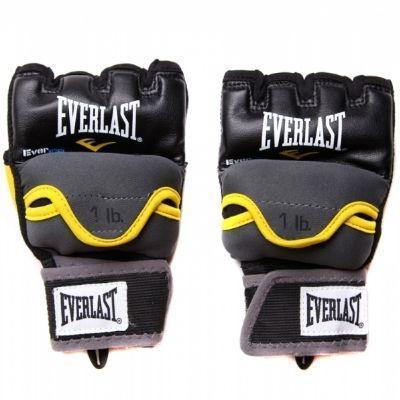 Перчатки гелевые Everlast с утяжелителем 1 кг