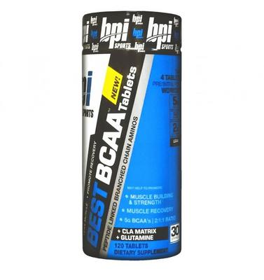 BEST BCAA tablets