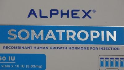 Somatropin 50 ЕД