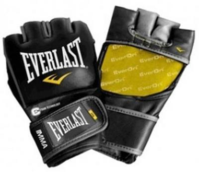 Перчатки профессиональные Everlast для боев MMA Competition