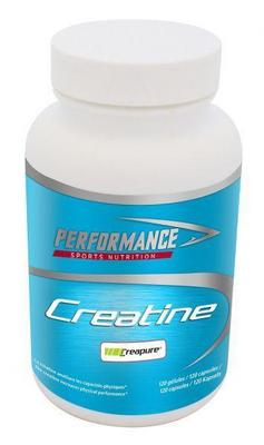 Performance Creatine 120 caps.