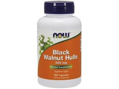 Black Walnut Hulls (черный орех)