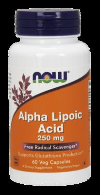 Alpha Lipoic Acid (альфа-липоевая кислота)