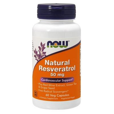 Natural Resveratrol (Ресвератрол)