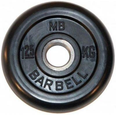 Barbell диски 1,25 кг