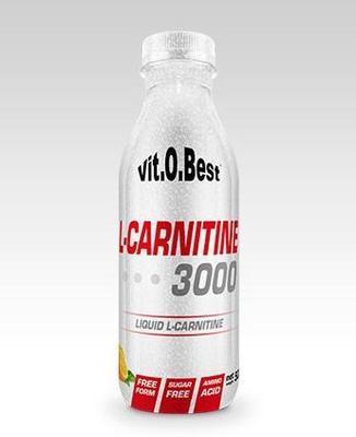 L-Carnitine Liquid Vit. O. Best