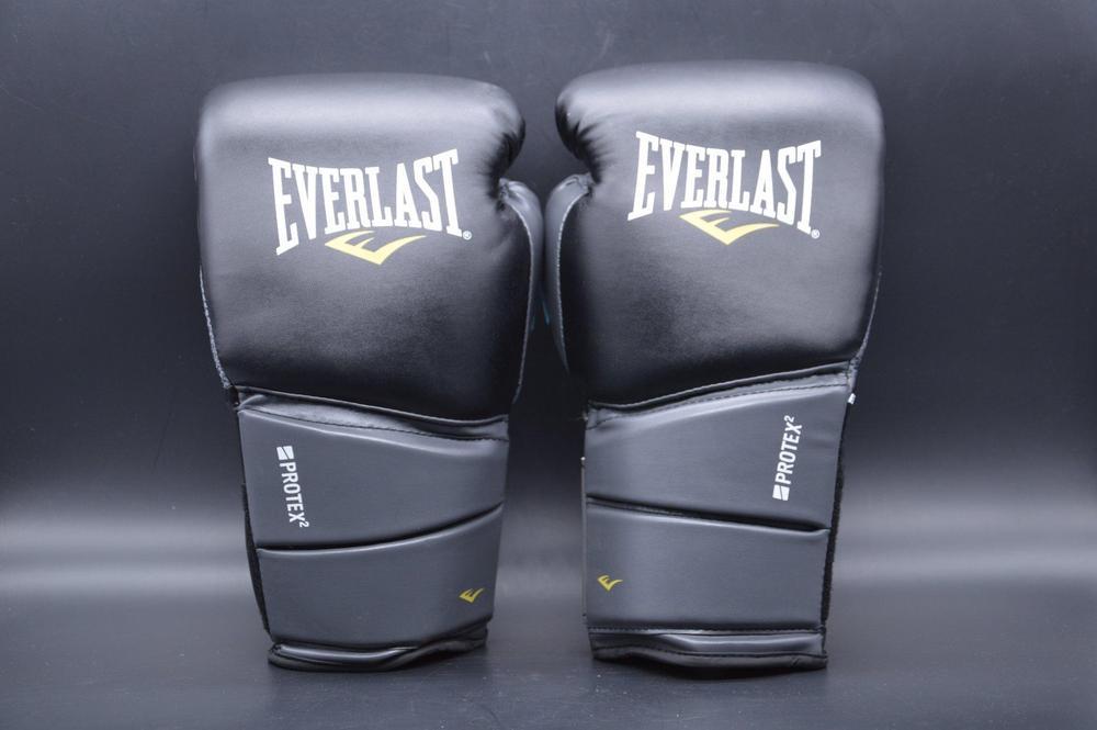 Боксерские перчатки Protex2 Gel Pu