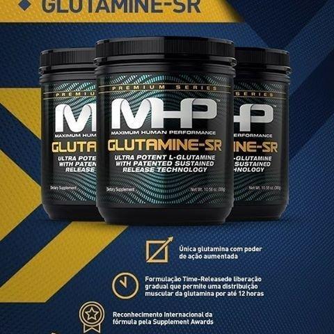 Glutamine-SR MHP 1000г