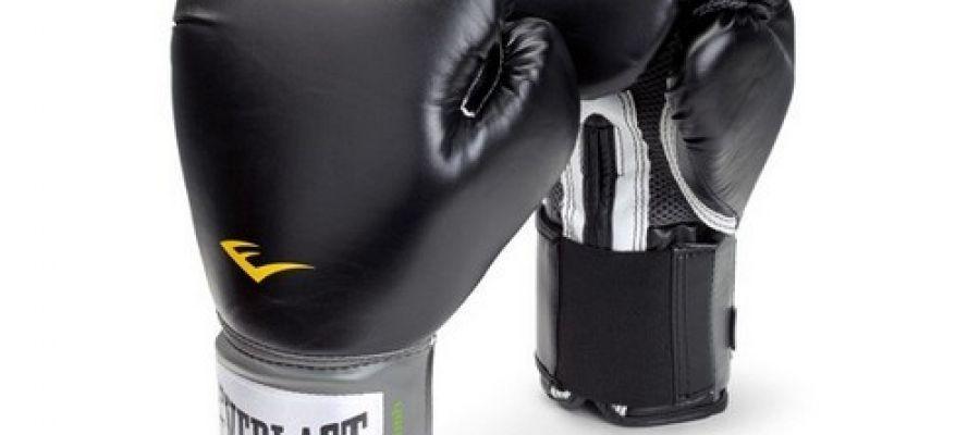 Перчатки тренировочные Everlast Pu Pro Style Anti-MB фото