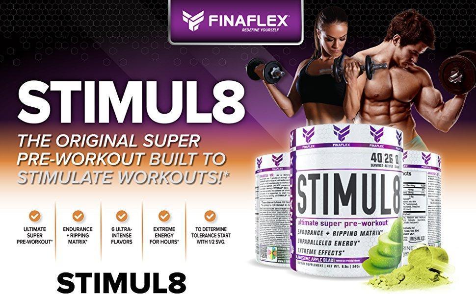 Предтреник Stimul 8