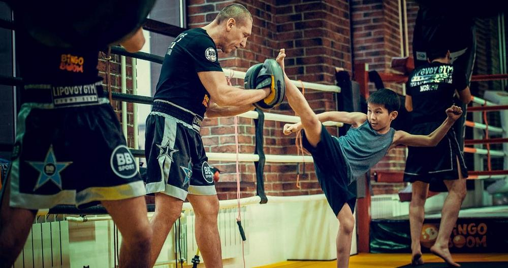 макивара для бокса