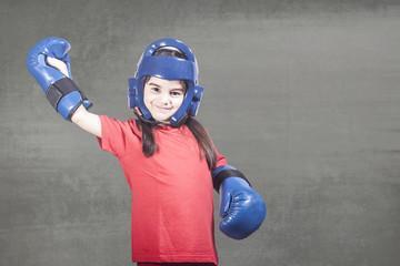 боксерские шлем детский Everlast Prospect