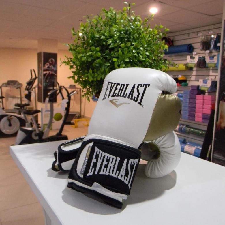 боксерские перчатки Everlast Powerlock PU фото